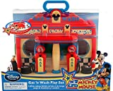 Mickey Mouse Car Wash Play Set