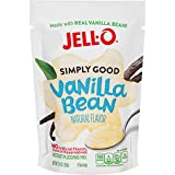 Jell-O Simply Good Vanilla Bean Instant Pudding Mix, 3.4 oz