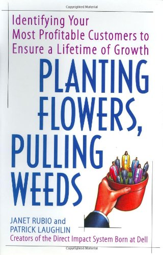 Planting Flowers, Pulling Weeds: Identifying Your Most Profitable Customers