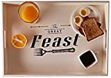 The Home Label The Great Feast Mango Wood Tray