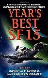 Year's Best SF 15 (Year's Best SF Series)