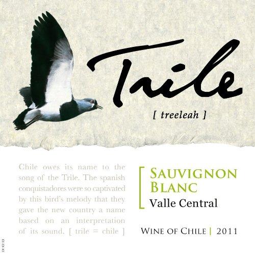 2011 Trile, Sauvignon Blanc, Chile 750 Ml