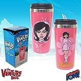 Venture Bros. Dr. Girlfriend Travel Mug
