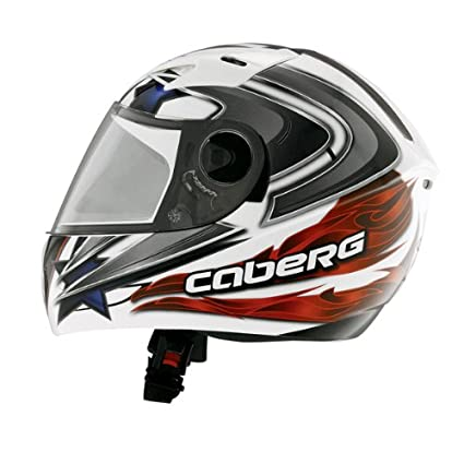 Nouveau Caberg V-Kid Leo White/Blue/Red Kids casque de moto unisexe