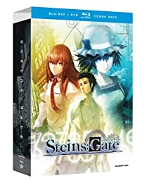 Steins;Gate シュタインズ:ゲート:コンプリートシリーズ、第一部(限定版Blu-ray/DVDコンボ)(2012)(北米版)