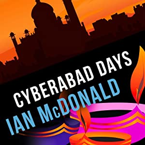 Cyberabad Days Audiobook