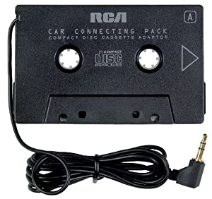 Car Cassette Adapter from RCA