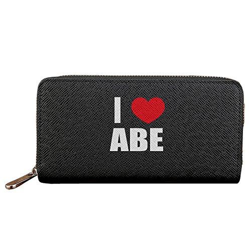 women-i-love-abe-i-love-abraham-heart-wallet-holdder-faux-leather-smart-phone-zip-bag