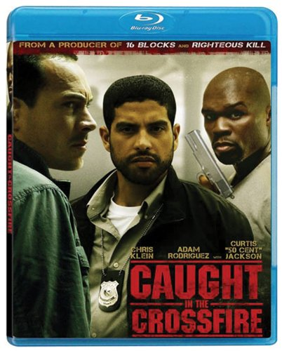 Caught in the Crossfire [Blu-ray]