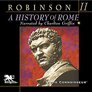A History of Rome, Volume 2 Audiobook