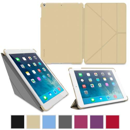 roocase iPad Air Case - Slim Shell Origami Folio Case Smart