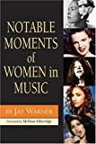 Notable Moments of Women In Music image