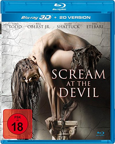 Scream at the Devil [3D Blu-ray]