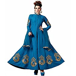 Mukta Mishree Exports Designer Fully Stitched Top with Embroidery along with Fully stitched Salwar and Matching Dupatta