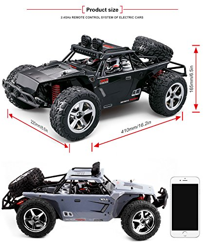 tozo rc car warhammer high speed 32mph 4x4 fast race cars 1 12 rc scale rtr racing 4wd electric. Black Bedroom Furniture Sets. Home Design Ideas