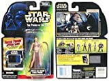 Star Wars: Power of the Force Green Card > Princess Leia Organa as Jabbas Prisoner Action Figure