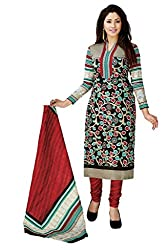 Komal arts EthnicwearWomen's Dress Material(KOMALSPL6008_Multi-Coloured_Free Size)