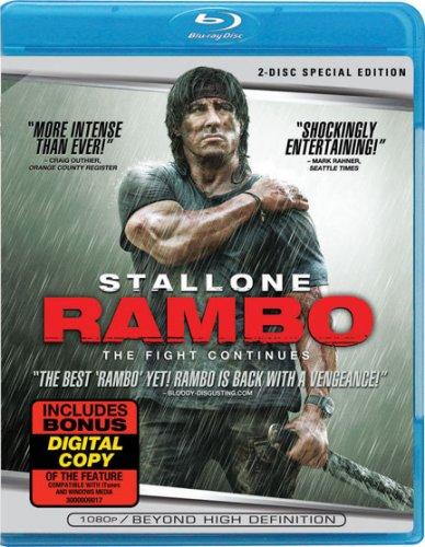 Rambo (2008) Blu-Ray
