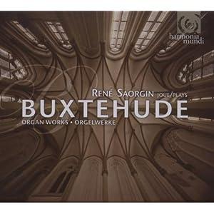 René Saorgin Plays Buxtehude [Box Set]