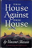 This House Against This House (1199542709) by Sheean, Vincent