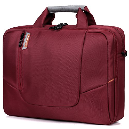laptop notebook case macbook cover sleeve shoulder strap bag asus 15 6 inch red ebay. Black Bedroom Furniture Sets. Home Design Ideas