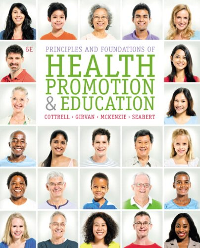 Principles and Foundations of Health Promotion and Education (6th Edition) PDF