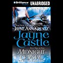 Midnight Crystal Audiobook by Jayne Castle Narrated by Tanya Eby