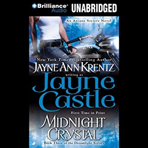 Midnight Crystal Audiobook