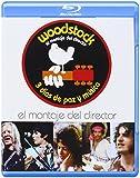 Woodstock: 3 Días De Paz Y Música [Blu-ray]