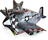 Plane Cat Playhouse (by Suck UK) by Suck UK Pets [Pet Supplies]