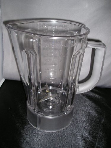 KitchenAid Blender Pitcher polycarbonate kitchenaid blender jar fits KSB540 KSB560 KSB580 (Kitchen Aid 56 Oz Pitcher compare prices)