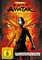 Avatar - Der Herr der Elemente/Buch 3: Feuer - Box [Import allemand]