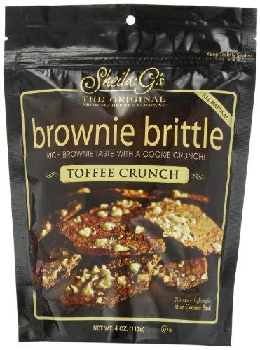Sheila G Brownie Brittle, Toffee Crun…