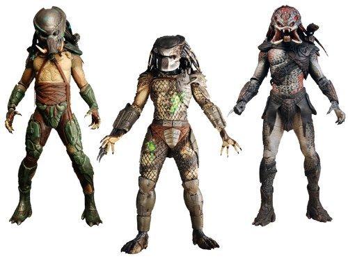 "Tracker Predator - Series 2 - 7"" Action Figure by NECA"