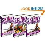 Paleo Diet Bundle: The Skinny Delicious PALEO Diet and Cookbooks (3 Books to Educate, Reduce Weight, Detox and Rejuvenate) Losing Weight the PALEO Way never TASTED So GOOD!