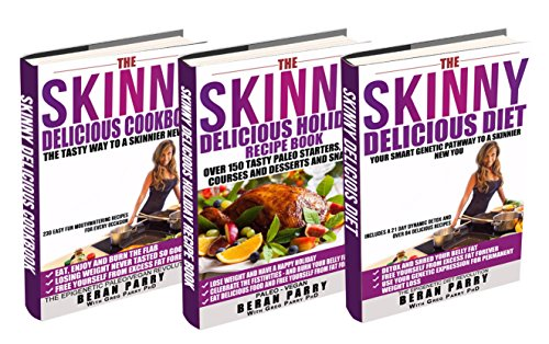 Paleo Diet Bundle: The Skinny Delicious PALEO Diet and Cookbooks (3 Books to Educate, Reduce Weight, Detox and Rejuvenate) Losing Weight the PALEO Way never TASTED So GOOD! PDF