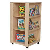 Hot Sale Wood Designs WD34500 Library and Display Center
