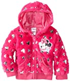 Disney Girls 2-6X Mickey Mouse 1 Pieced Foil Hoodie