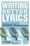 img - for Writing Better Lyrics book / textbook / text book