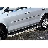 """3"""" iBoard Running Boards Fit 03-08 Acura MDX/Honda Pilot"""