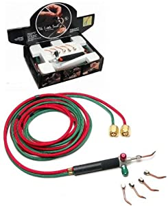 Smith Little Torch Soldering Welding & 5 Tips, Hoses by Smith Equipment