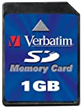 Verbatim - Flash memory card - 1 GB - SD