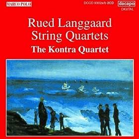 String Quartet No. 2: 4. The Walk