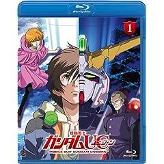 �@����m�K���_��UC(���j�R�[��) [Mobile Suit Gundam UC] 1 [Blu-ray]