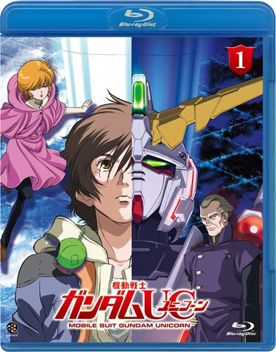��ư��Υ������UC(��˥�����) [Mobile Suit Gundam UC] 1 [Blu-ray]
