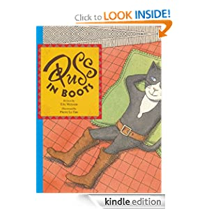 Kindle Book Bargain: Puss in Boots (Rabbit Ears Set 4), by Eric Metaxas (Author), Pierre Le-Tan (Illustrator). Publisher: Rabbit Ears Books (February 9, 2012)