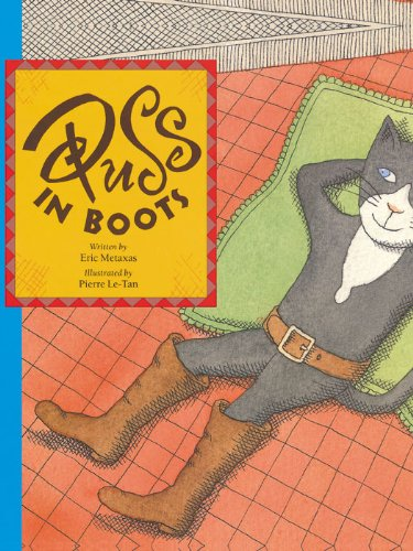 puss-in-boots-rabbit-ears-a-classic-tale-spotlight-english-edition
