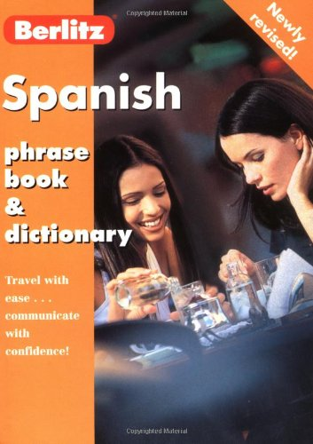 Berlitz Spanish Phrase Book (Berlitz Phrase Book) (Spanish Edition) Picture
