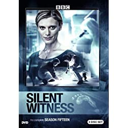 Silent Witness: The Complete Season Fifteen