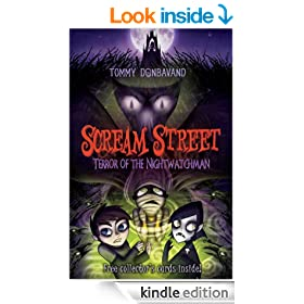 Scream Street 9: Terror of the Nightwatchman